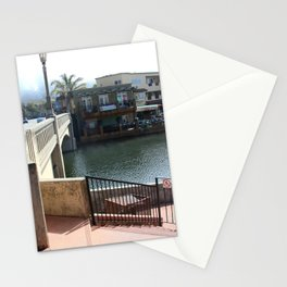 Morning in Capitola Stationery Cards