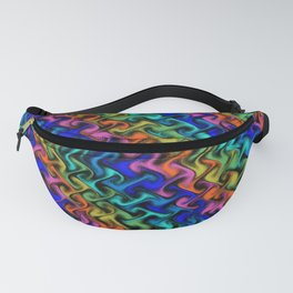 A Mystical Abstraction Fanny Pack