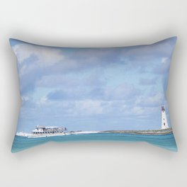 Bahamas Cruise Series 142 Rectangular Pillow