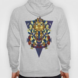 Golden Tutankhamun - Pharaoh's Mask Hoody