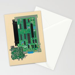 Motherboard Stationery Cards