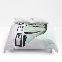 Call me V Comforters