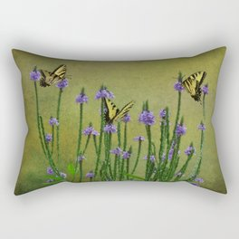 The Colors of Summer Rectangular Pillow