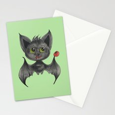 Fruit bat Stationery Cards