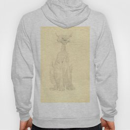 Cat, Image, rare, cute cat, great piece, for all applications. Original is not for sale. Hoody