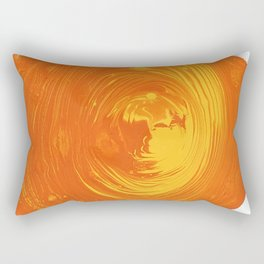 flames Rectangular Pillow
