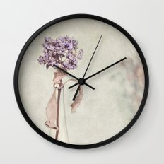 SUMMER REMEMBRANCE Wall Clock