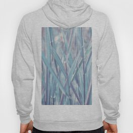 Soft turquoise morning grass Hoody