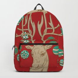 Fabulous Rudolph Backpack