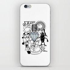 SO FRESH DIAMOND iPhone & iPod Skin