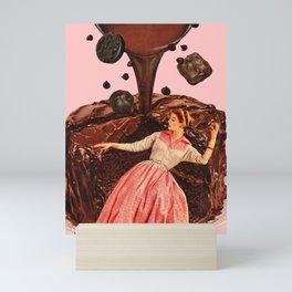 Chocolate Dreams Mini Art Print