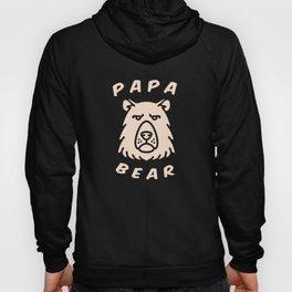 Fathers Day Papa Bear Hoody