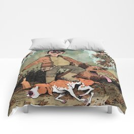 Hunter Comforters