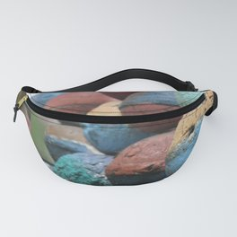 Nautical Buoys Fanny Pack