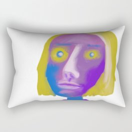All in good fun Rectangular Pillow