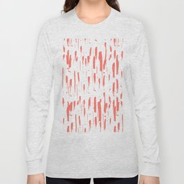 Harmony Coral Long Sleeve T-shirt