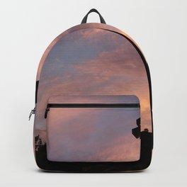 Parking Lot Sunset Backpack