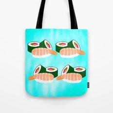 SUSHI PATTERN Tote Bag