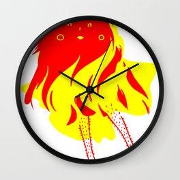 If-Rita Wall Clock