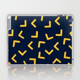 Boomerangs / V pattern Laptop & iPad Skin