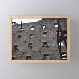 Remnants Framed Mini Art Print