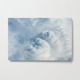 Cumulonimbus Clouds 5 Metal Print