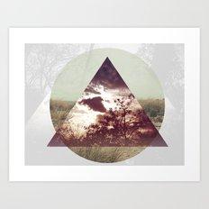 Perception Nature Art Print