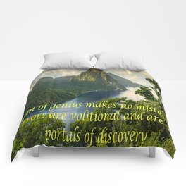 Discovery Comforters