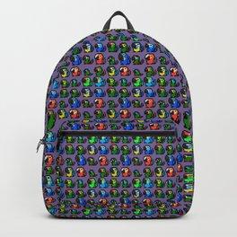 Pendulum Macaws Backpack