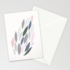 Leaves Stationery Cards