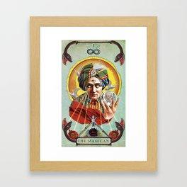 TAROT - THE MAGICAN I Framed Art Print