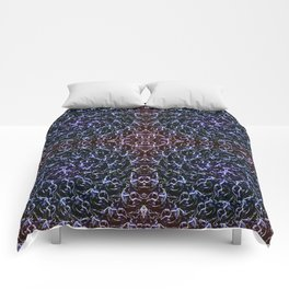 Ascension Convergence Pattern Comforters