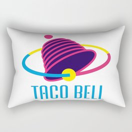 Taco Bell Rectangular Pillow