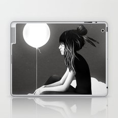No Such Thing As Nothing (By Night) Laptop & iPad Skin
