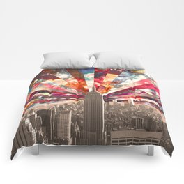 Superstar New York Comforters