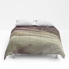 Hills as Canvas, No. 1 Comforters