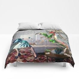 Mantis Encounter Comforters