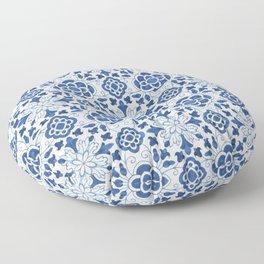 Azulejos Floor Pillow