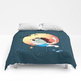 Captain Vermelho Comforters
