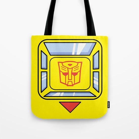Transformers - Bumblebee Tote Bag