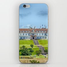 The Turnberry Hotel iPhone & iPod Skin