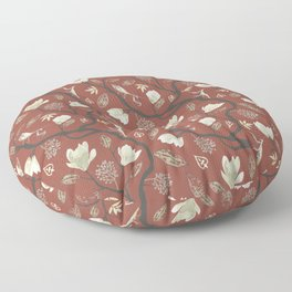 Magnolia Mantis Floor Pillow
