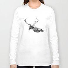 Deer Skull Long Sleeve T-shirt