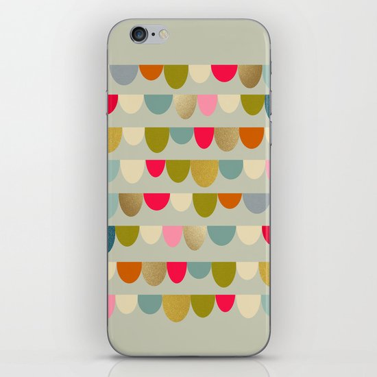 Delightful Rue iPhone & iPod Skin