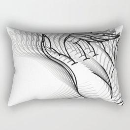 Mudra Rectangular Pillow