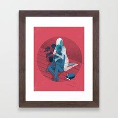 Ghost series 02 Framed Art Print