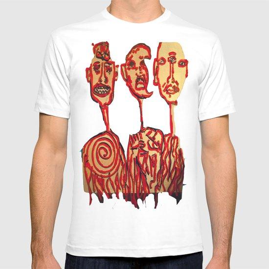 we belong  T-shirt
