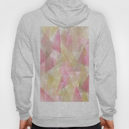 Abstract geometry pattern Hoody