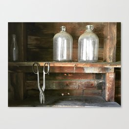 Jugs and Clippers Canvas Print