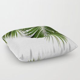 Palm Leaf II Floor Pillow
